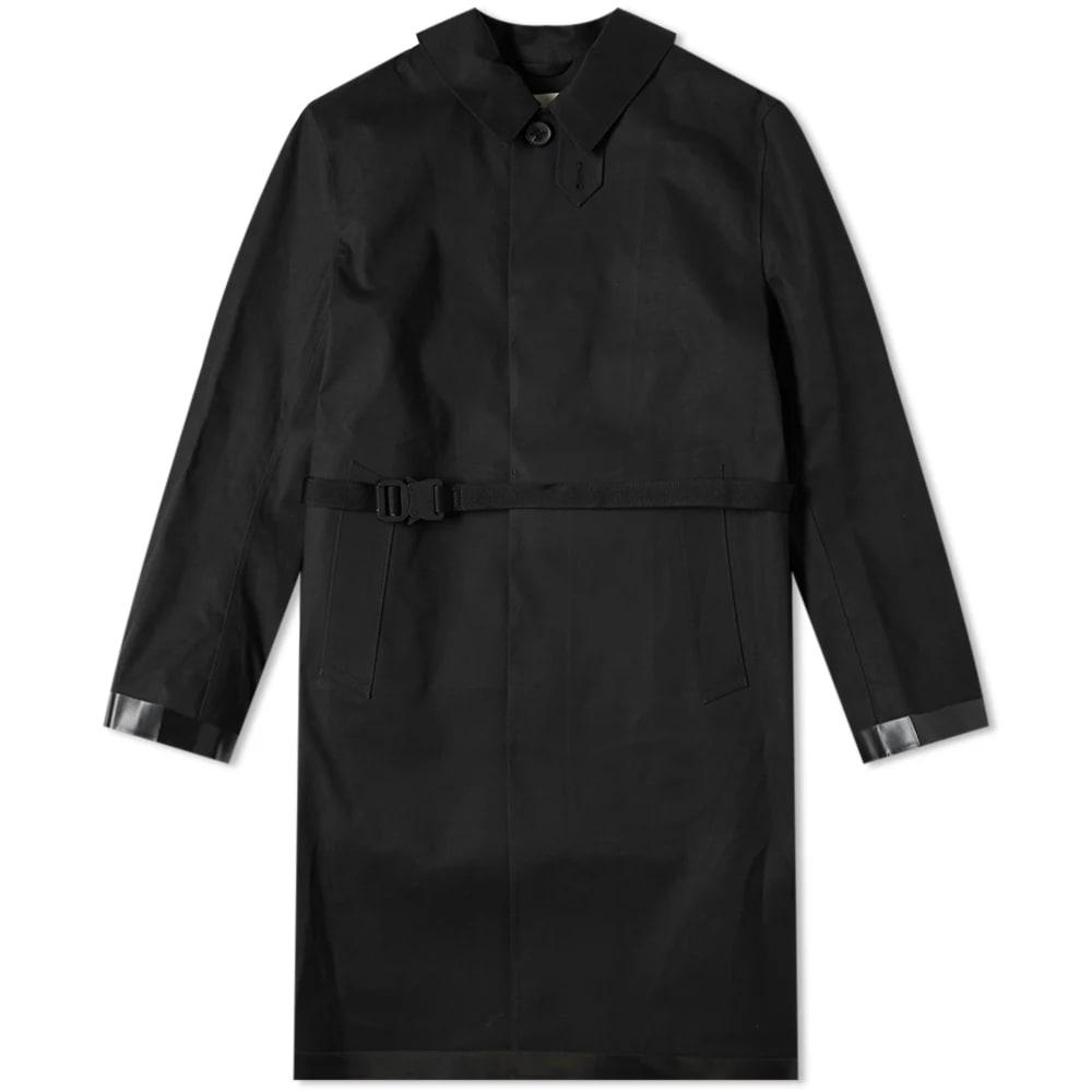 1017 ALYX 9SM x Mackintosh Buckle Coat