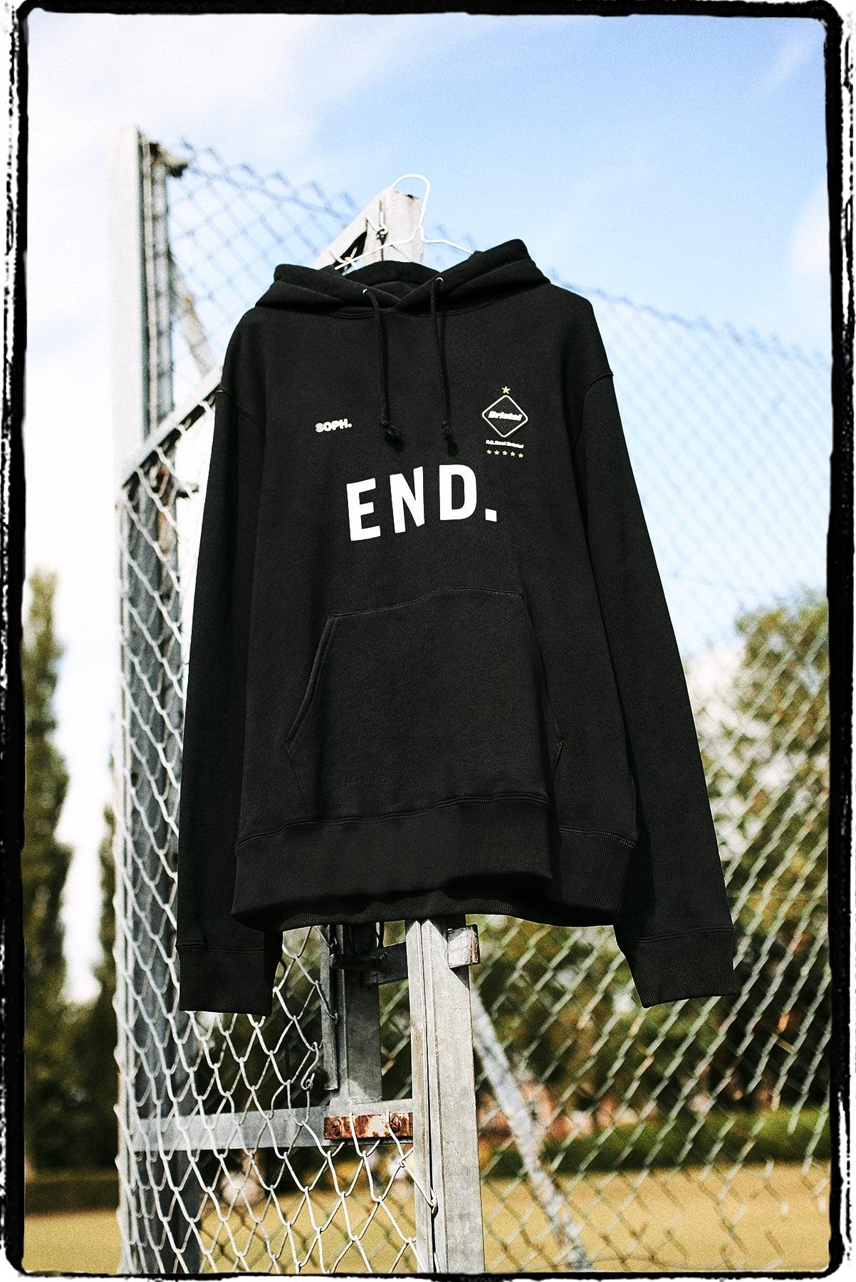 END. x F.C. Real Bristol 15th Anniversary Capsule