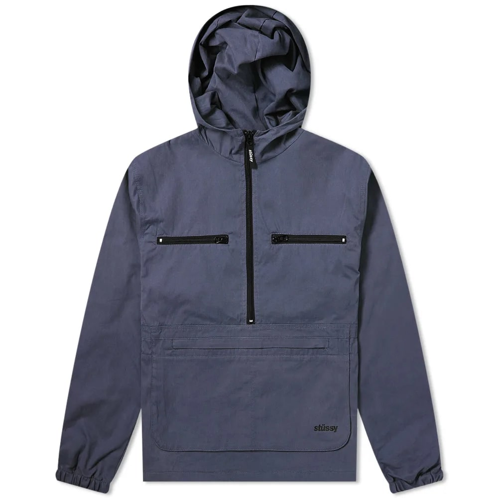 Stüssy Big Pocket Anorak