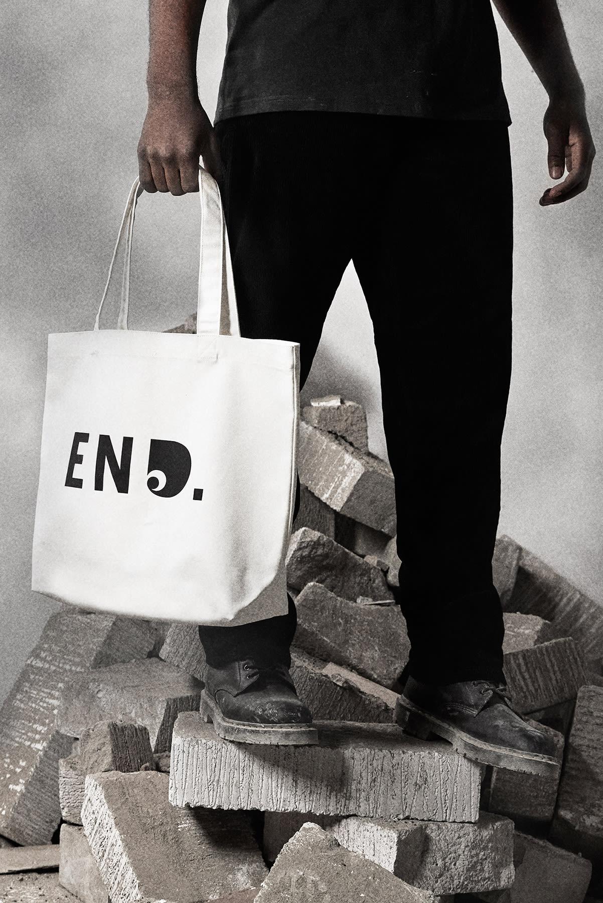 "END. x Carhartt WIP ""Greyscale"" Look Book"
