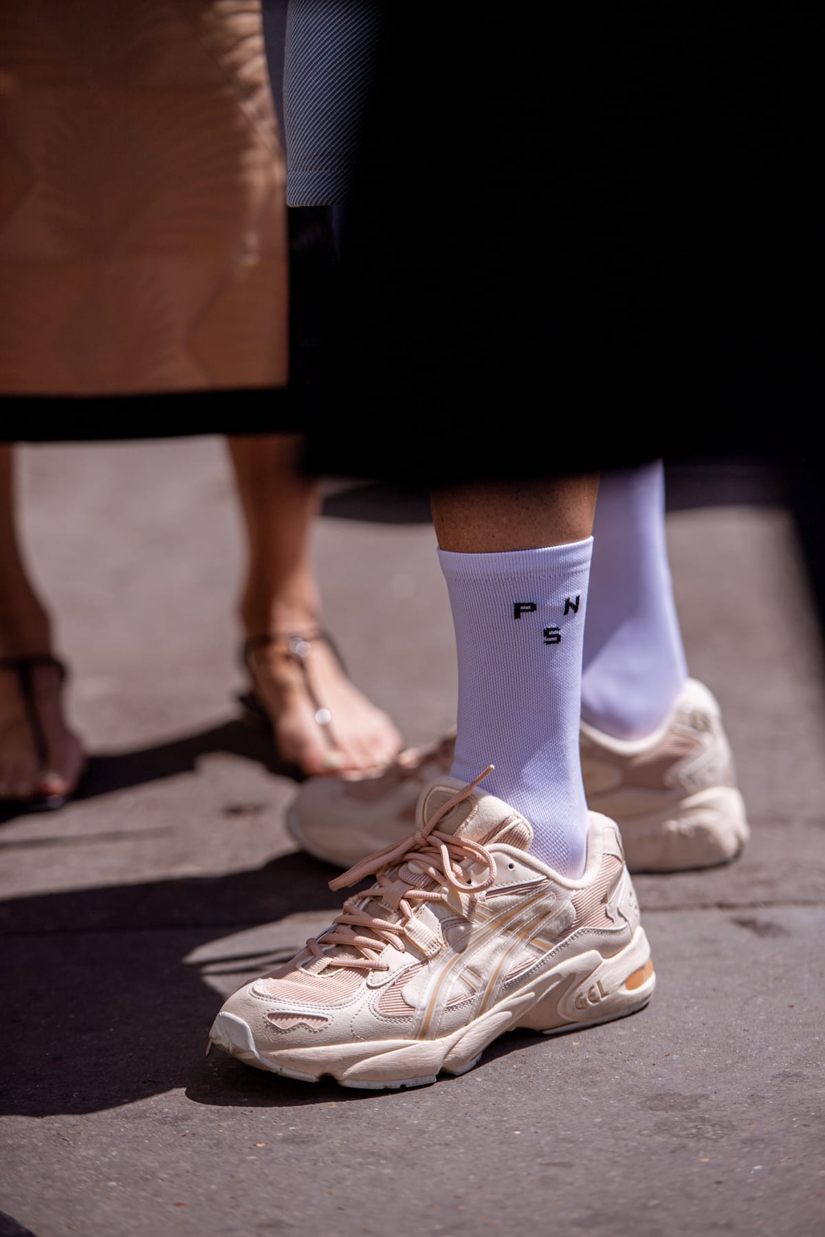 Paris Fashion Week SS20 Sneaker Style
