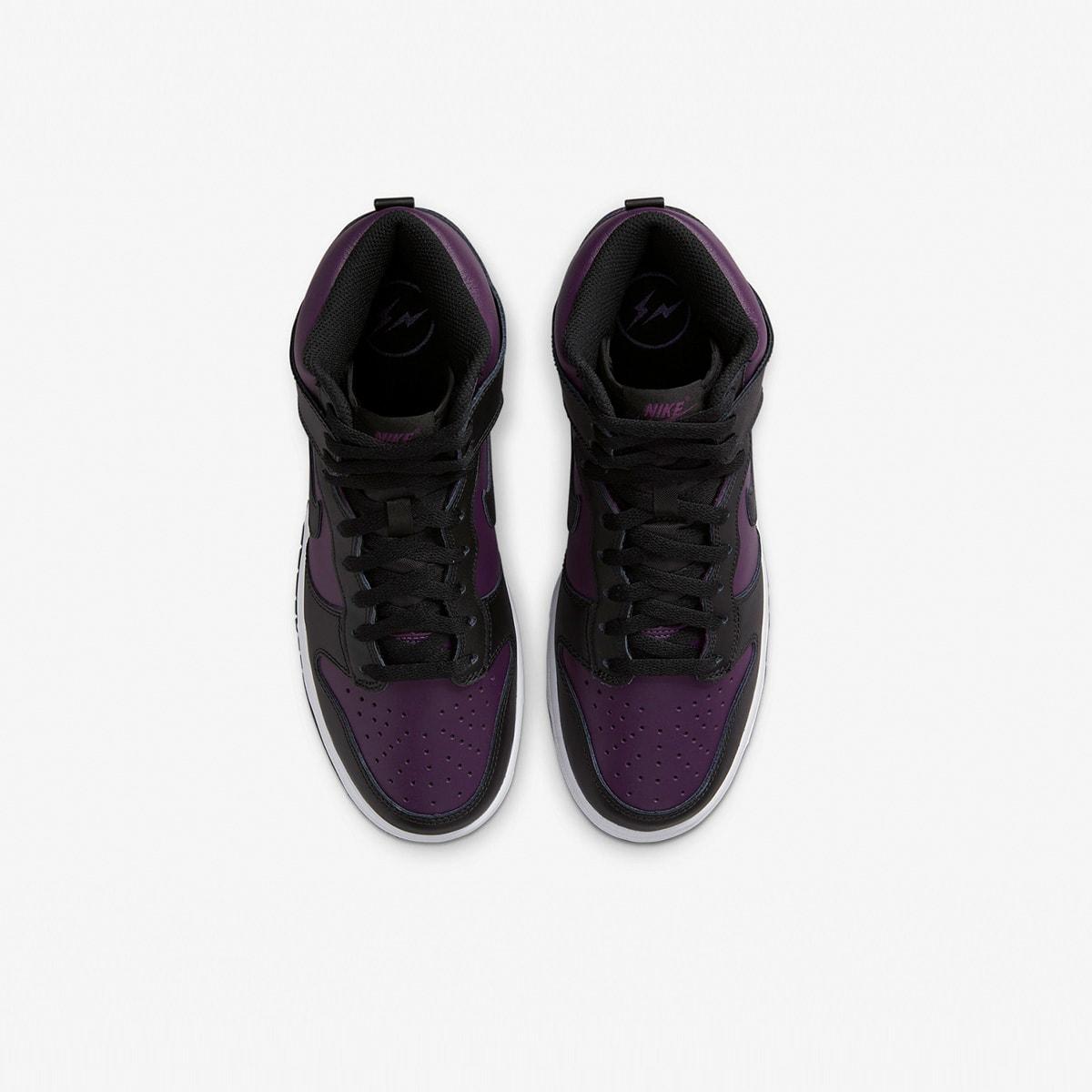 "Nike x Fragment Dunk Hi ""Beijing"" - DJ0382-600"