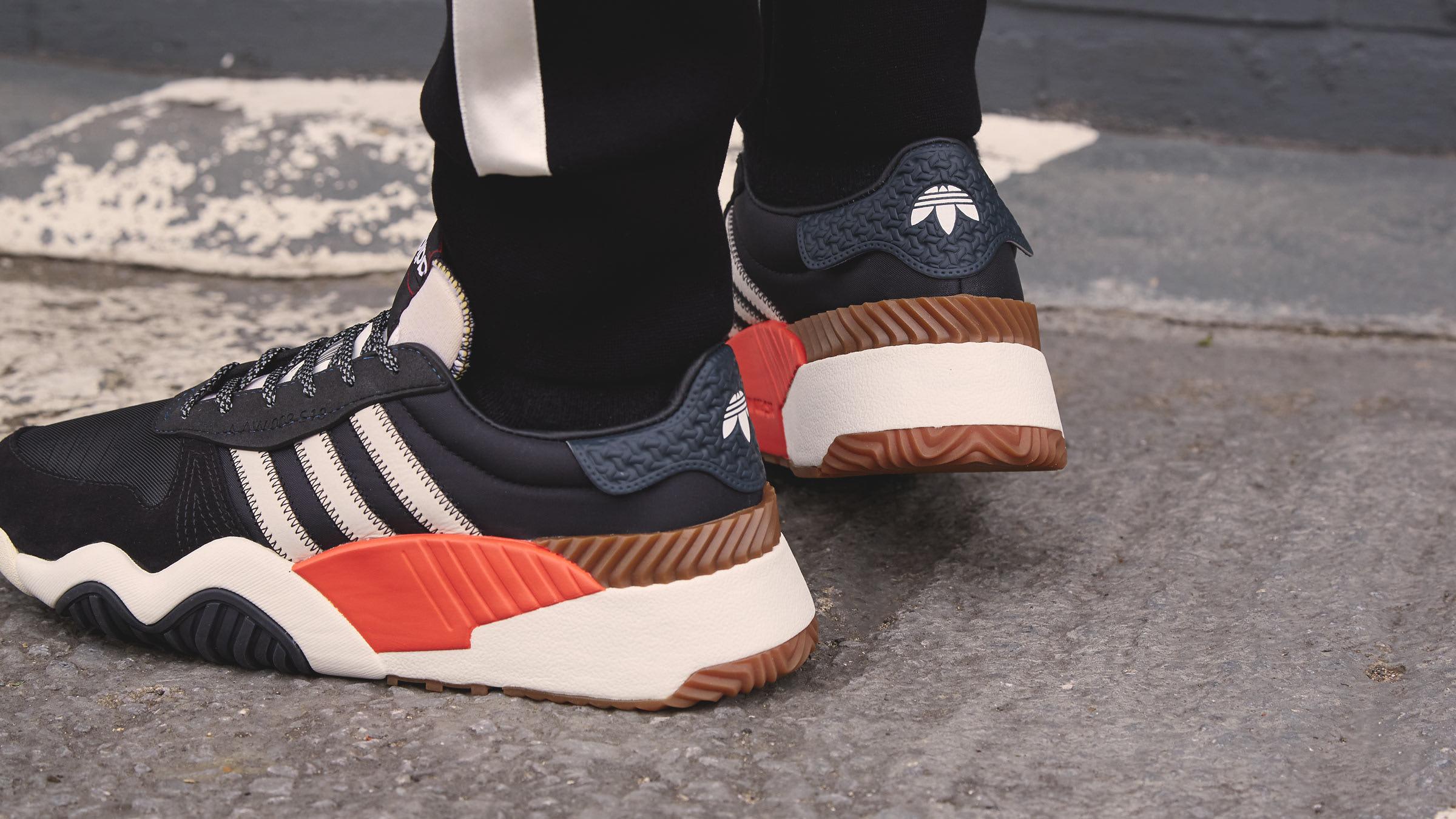 Black adidas Originals by Alexander