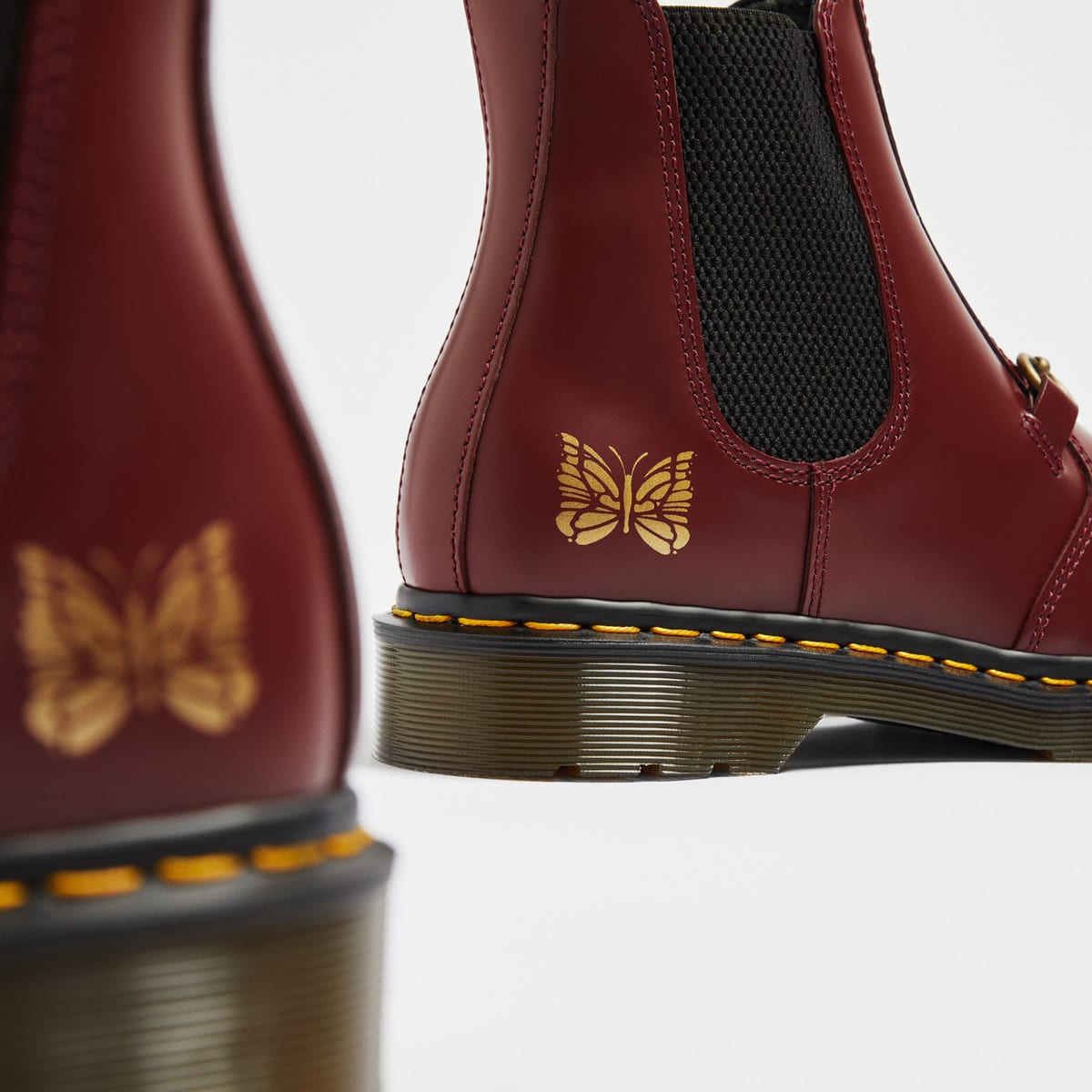 Dr. Martens x Needles 2976 Chelsea Boot - Made in England - 26908600