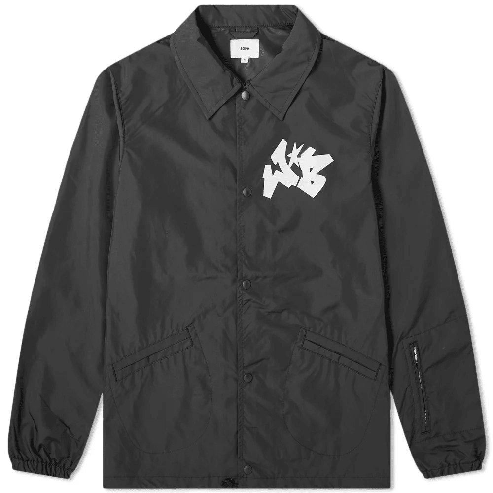 SOPH. x Wild Bunch Coach Jacket