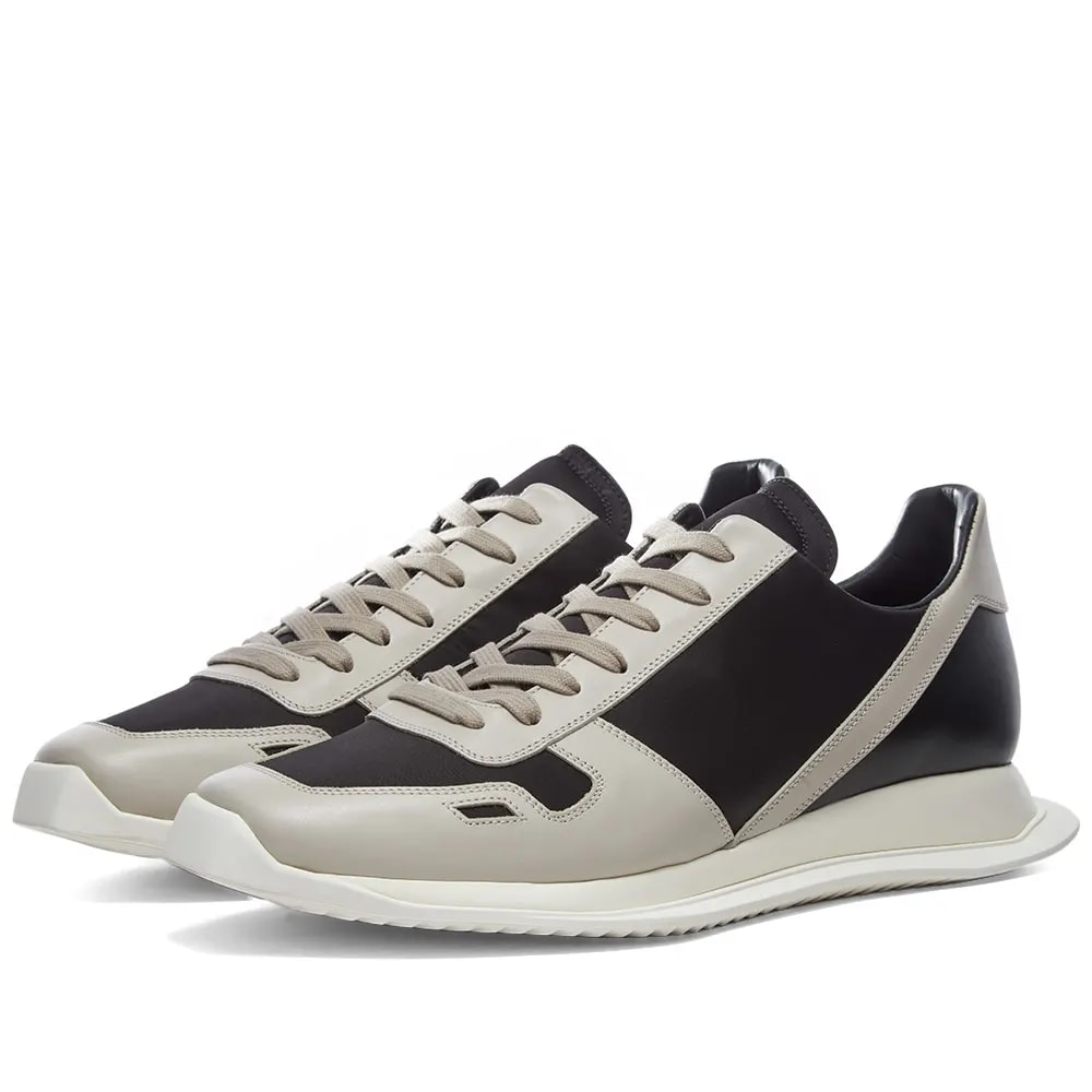 Rick Owens Lace Up Runner