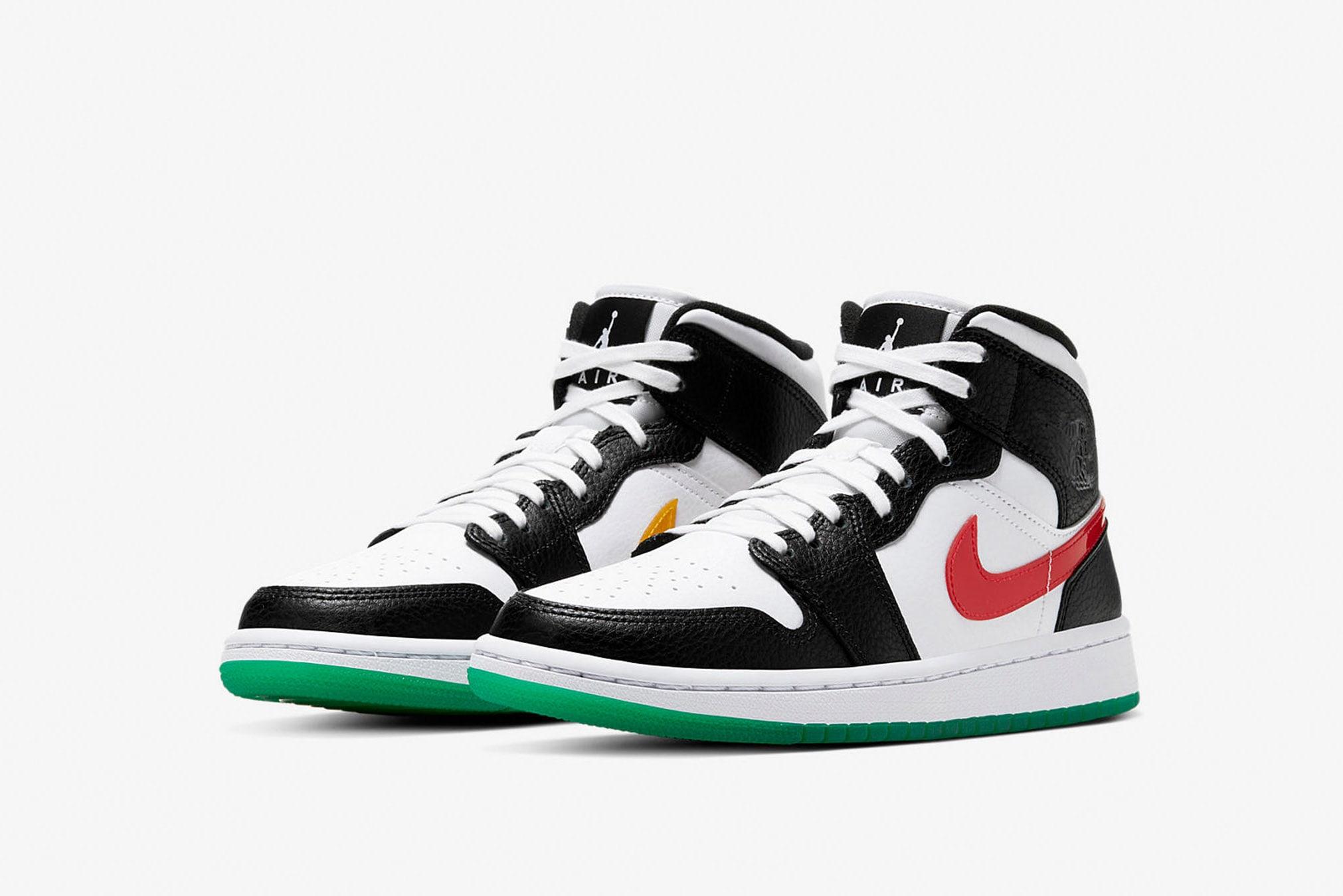 Air Jordan 1 Mid W - BQ6472-063