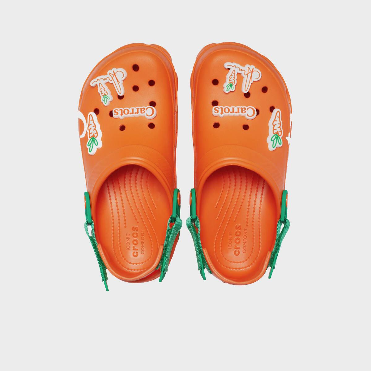 Crocs x Carrots - 207266-ORG