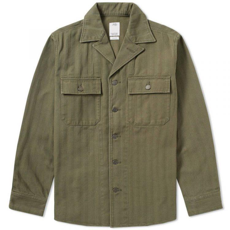 VISVIM Willlard Shirt Jacket