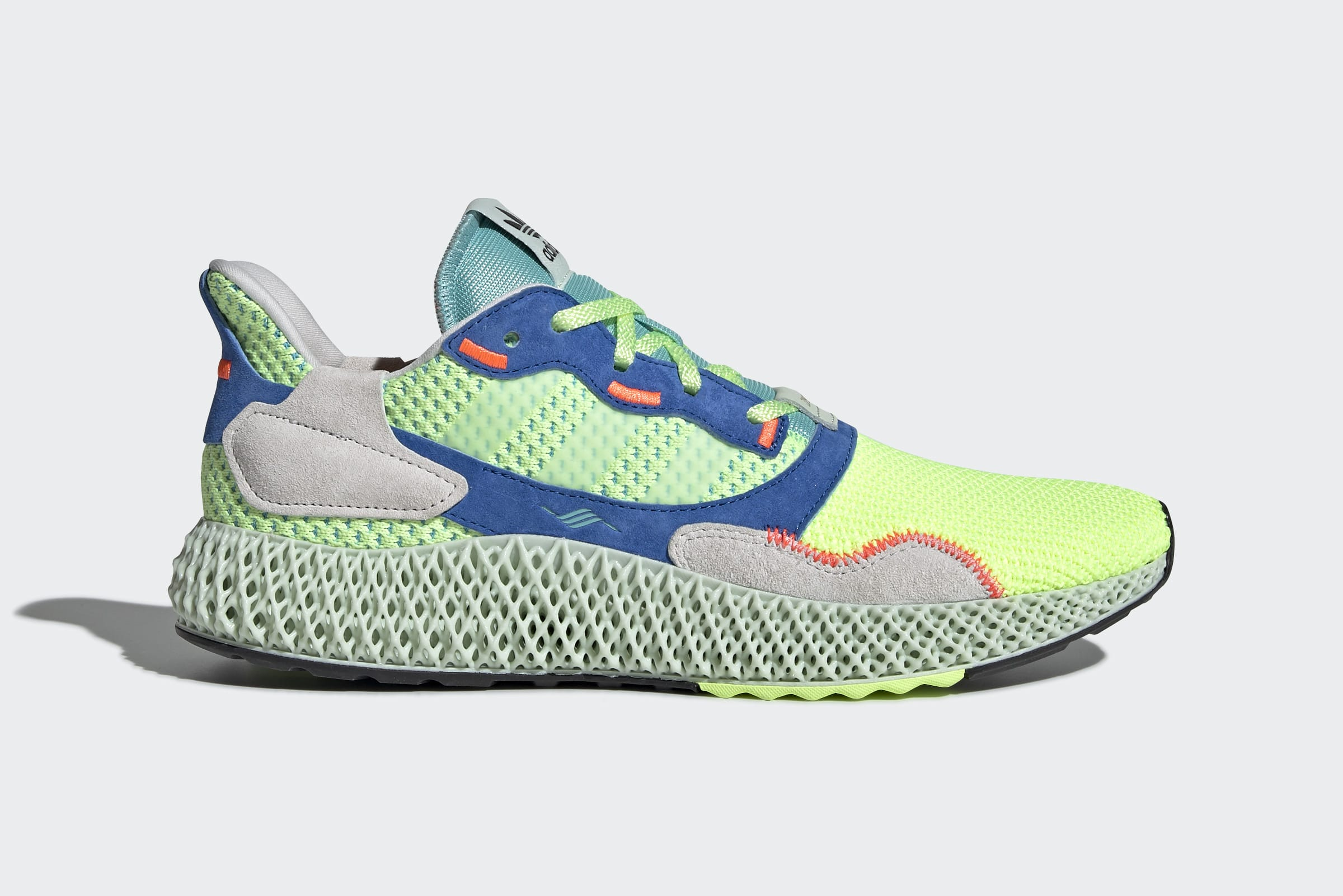 END. Features | adidas ZX 4000 4D Register Now on END