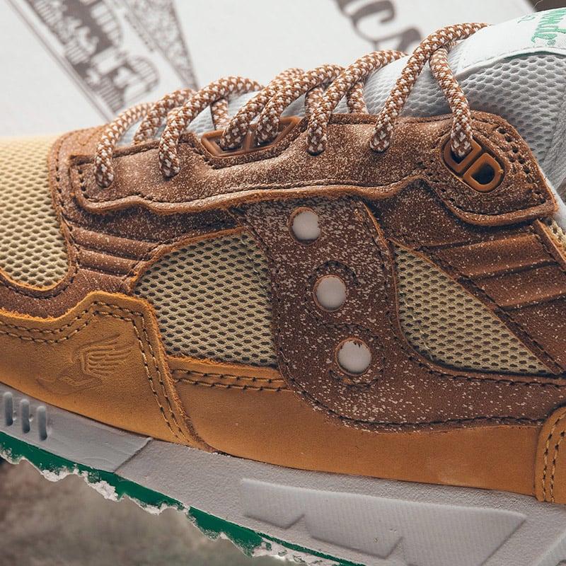 Saucony x Sneaker Politics Shadow 5000 'Café du Monde' - S70474-01