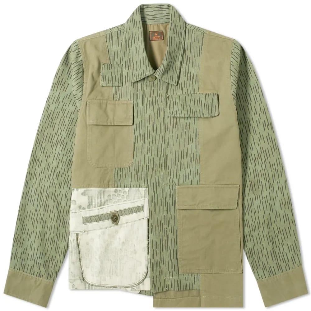 Maharishi Upcycled M60 Chore Jacket
