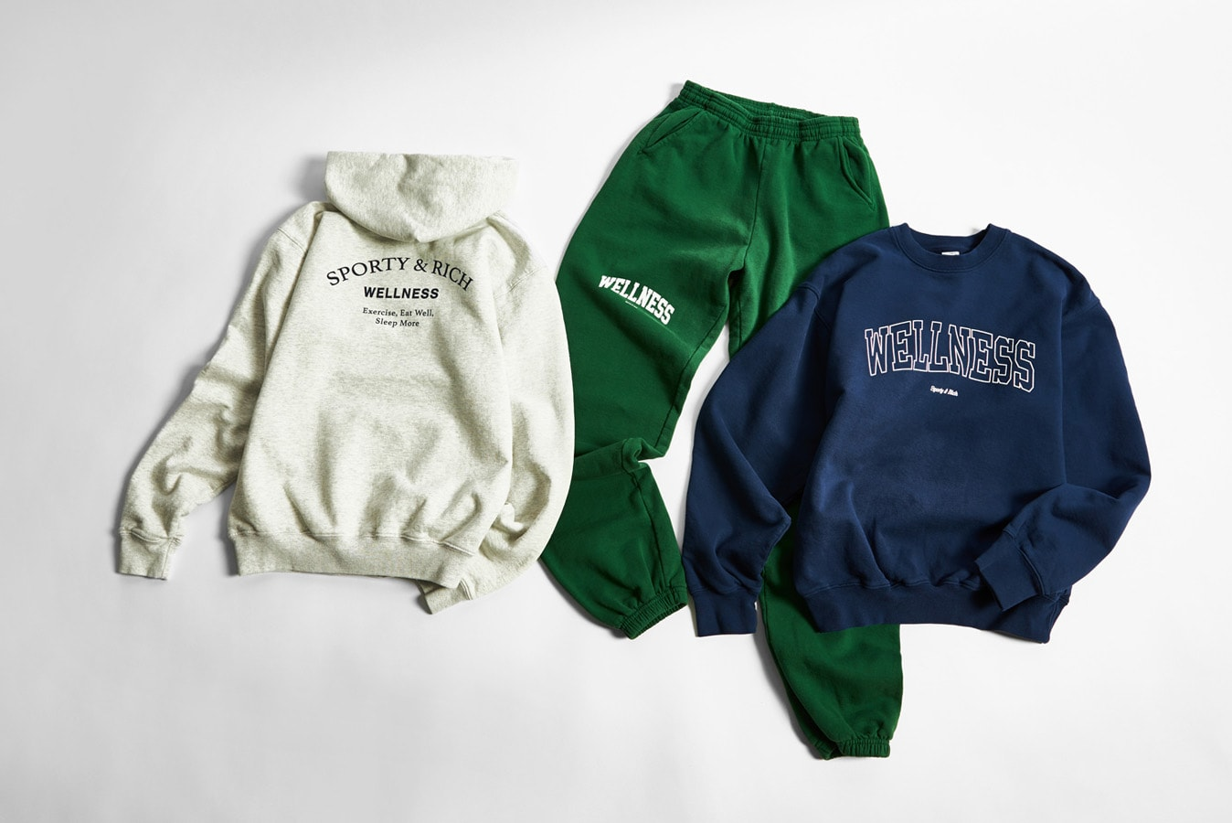 Sporty & Rich END. Exclusive
