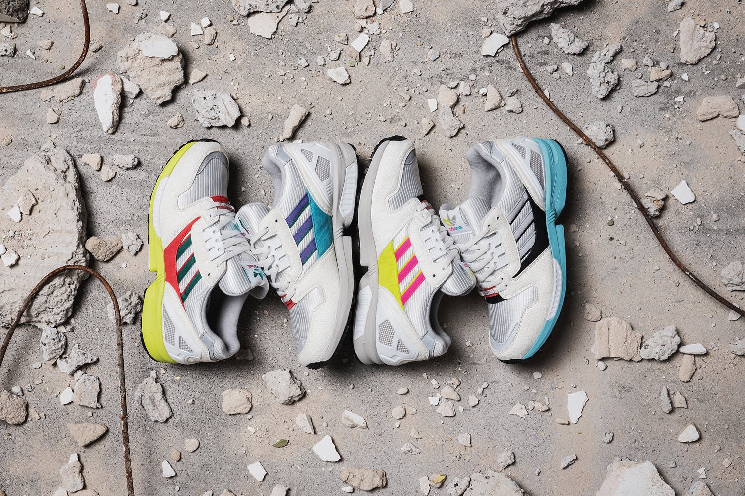 END. Features | adidas ZX 8000 'No Walls Needed' Register
