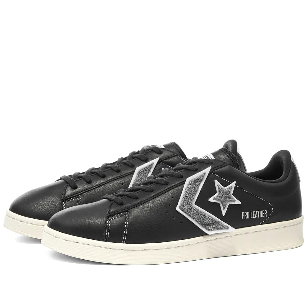 black leather converse nz