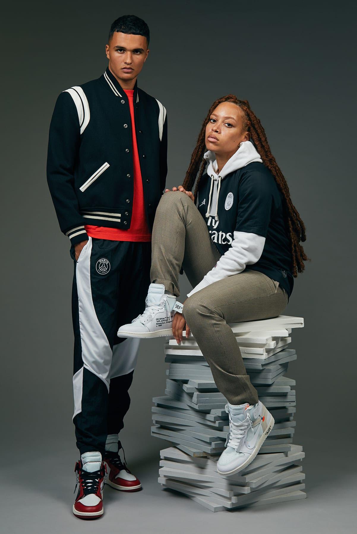 najwyższa jakość atrakcyjna cena kody promocyjne END. Features | Nike Air Jordan x Paris Saint-Germain ...