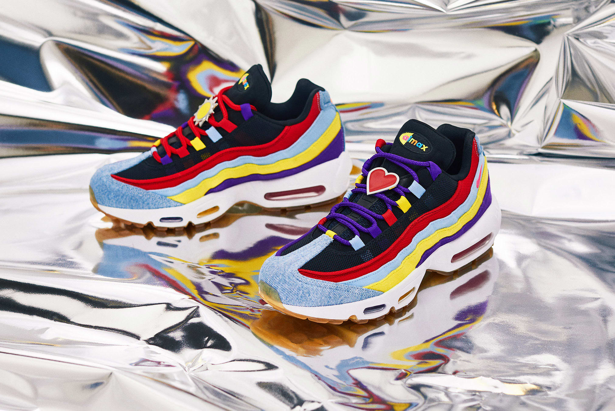 Nike Air Max 95 SP Multicolor CK5669 400 Release Date 3