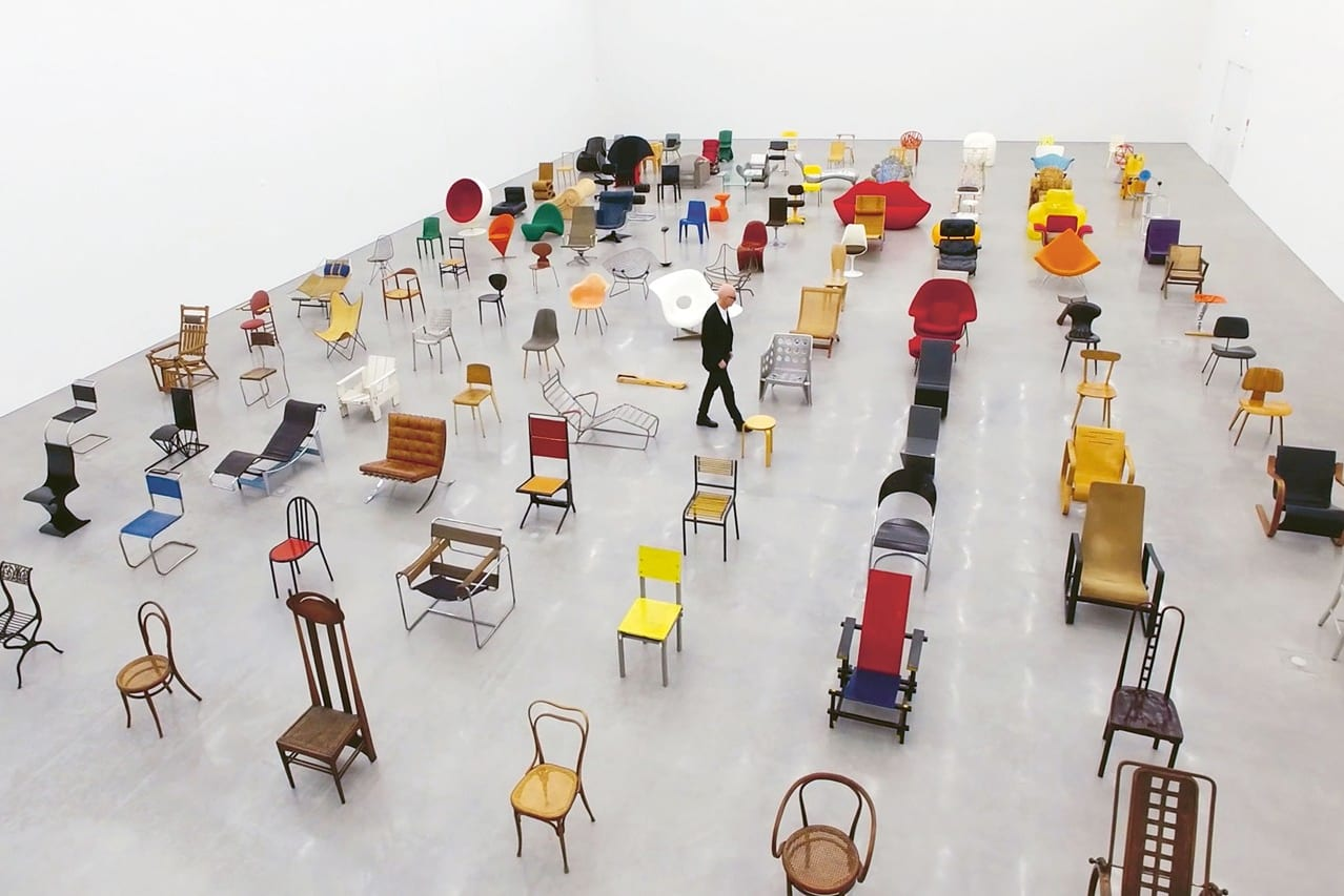 """Hook Films' """"Chair Times"""", with Vitra"""