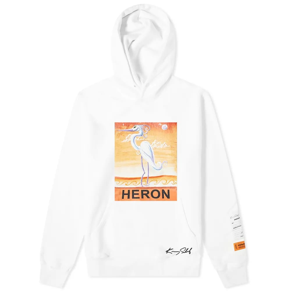 Curated 003 | Black Owned - Heron Preston KS Heron Popover Hoody