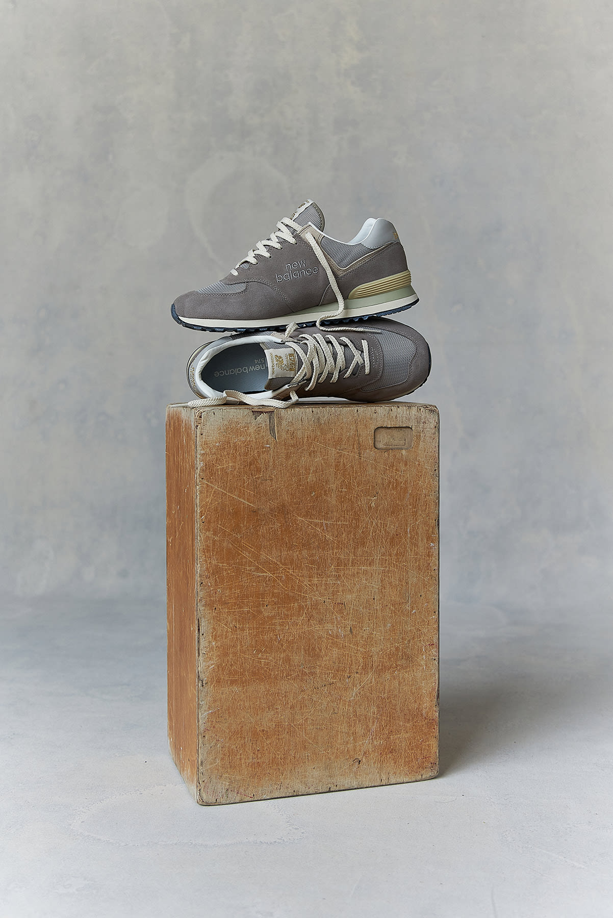 "New Balance 574 ""Grey Day"" - U574GDY"