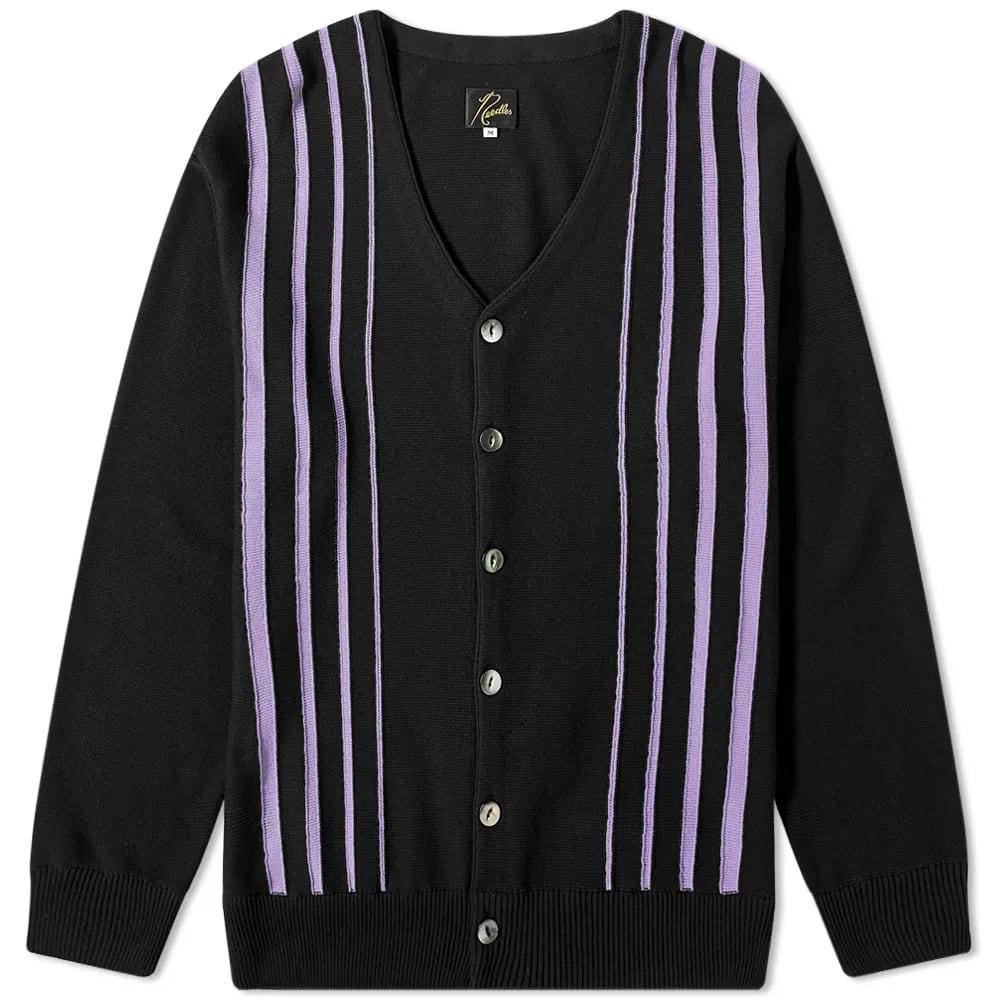 Needles Striped Cardigan