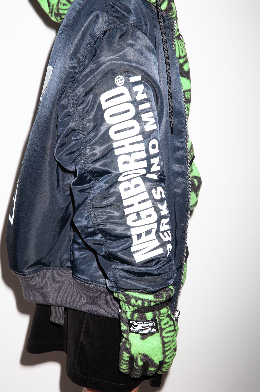 Neighorhood x PAM capsule lookbook