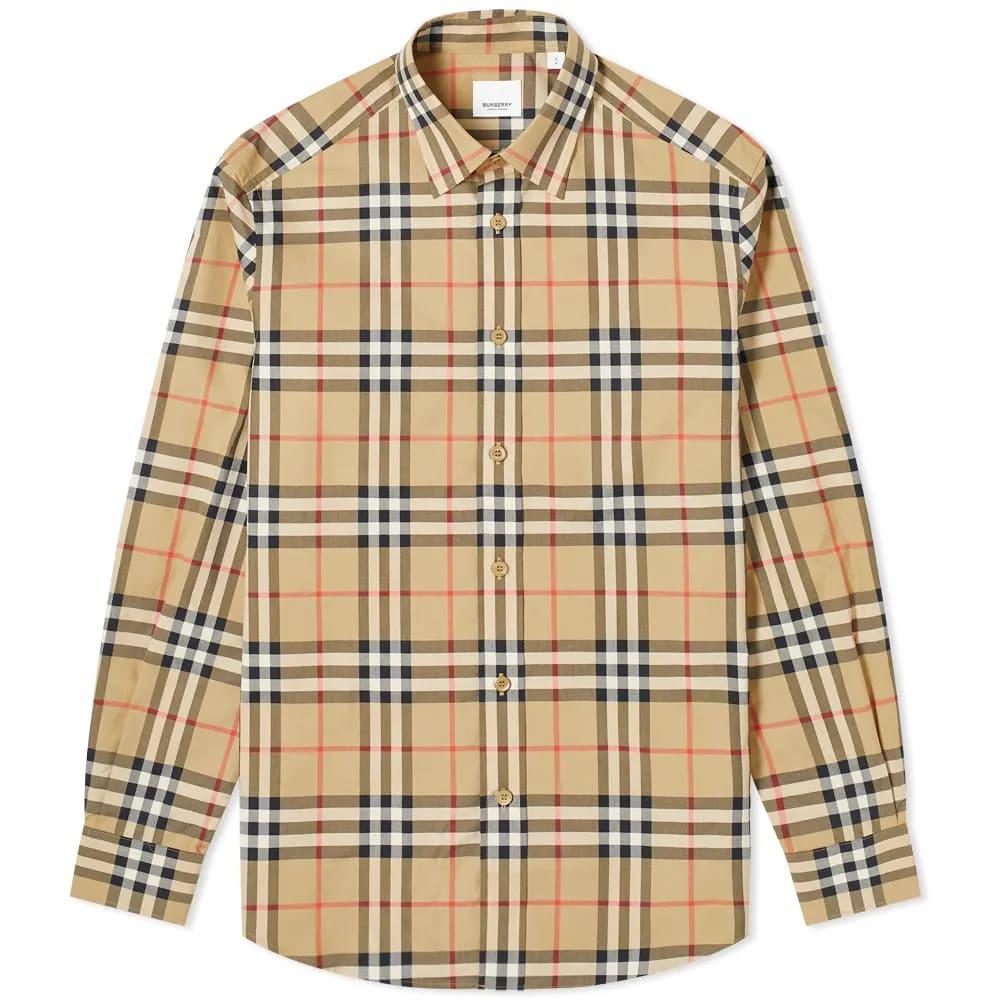 Burberry Caxton Check Shirt