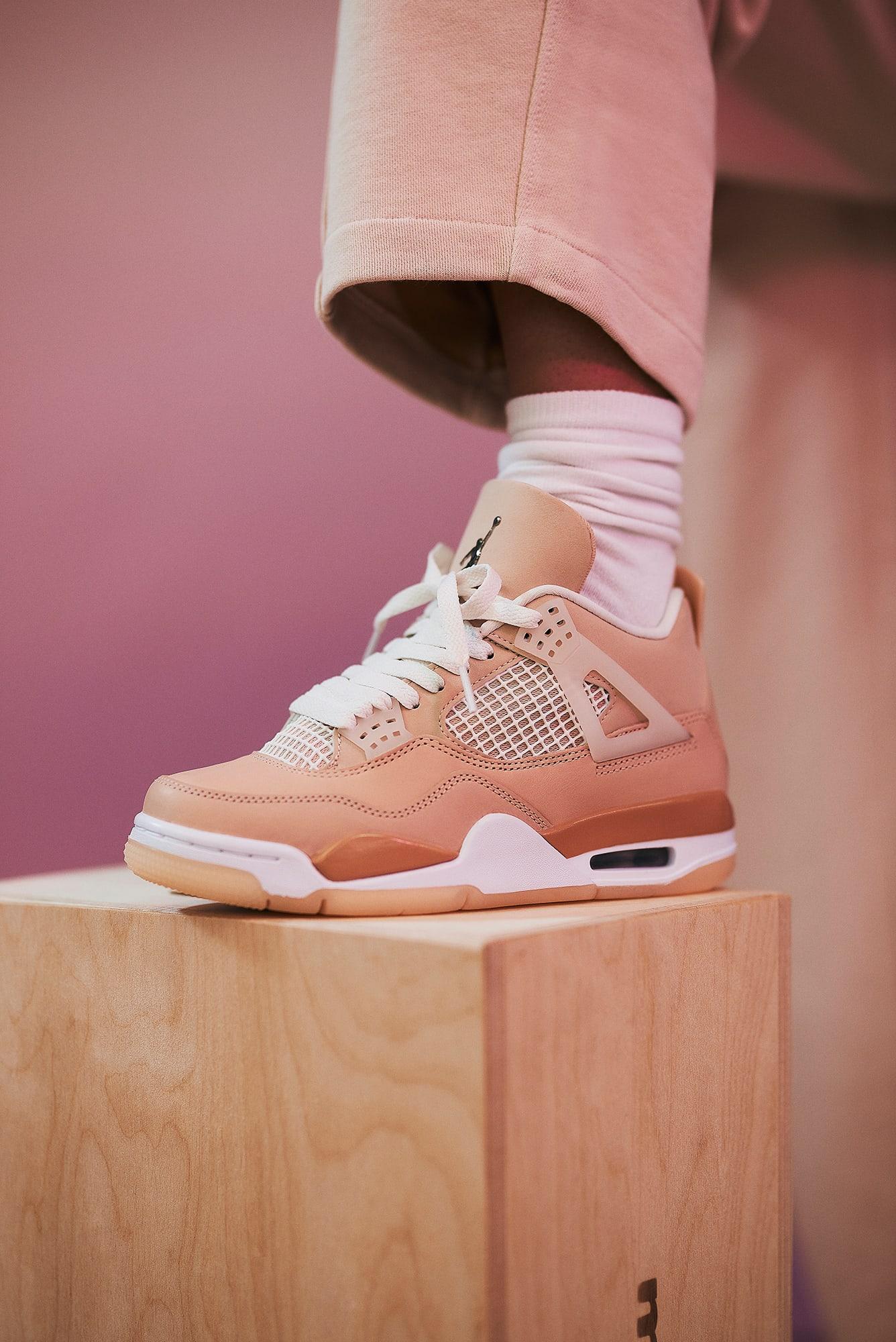 """Air Jordan 4 Retro W """"Shimmer"""" - DJ0675-200"""
