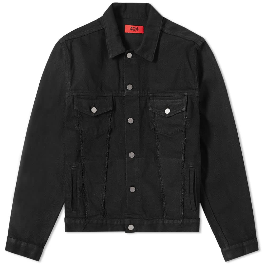 Marshall Denim Trucker Jacket