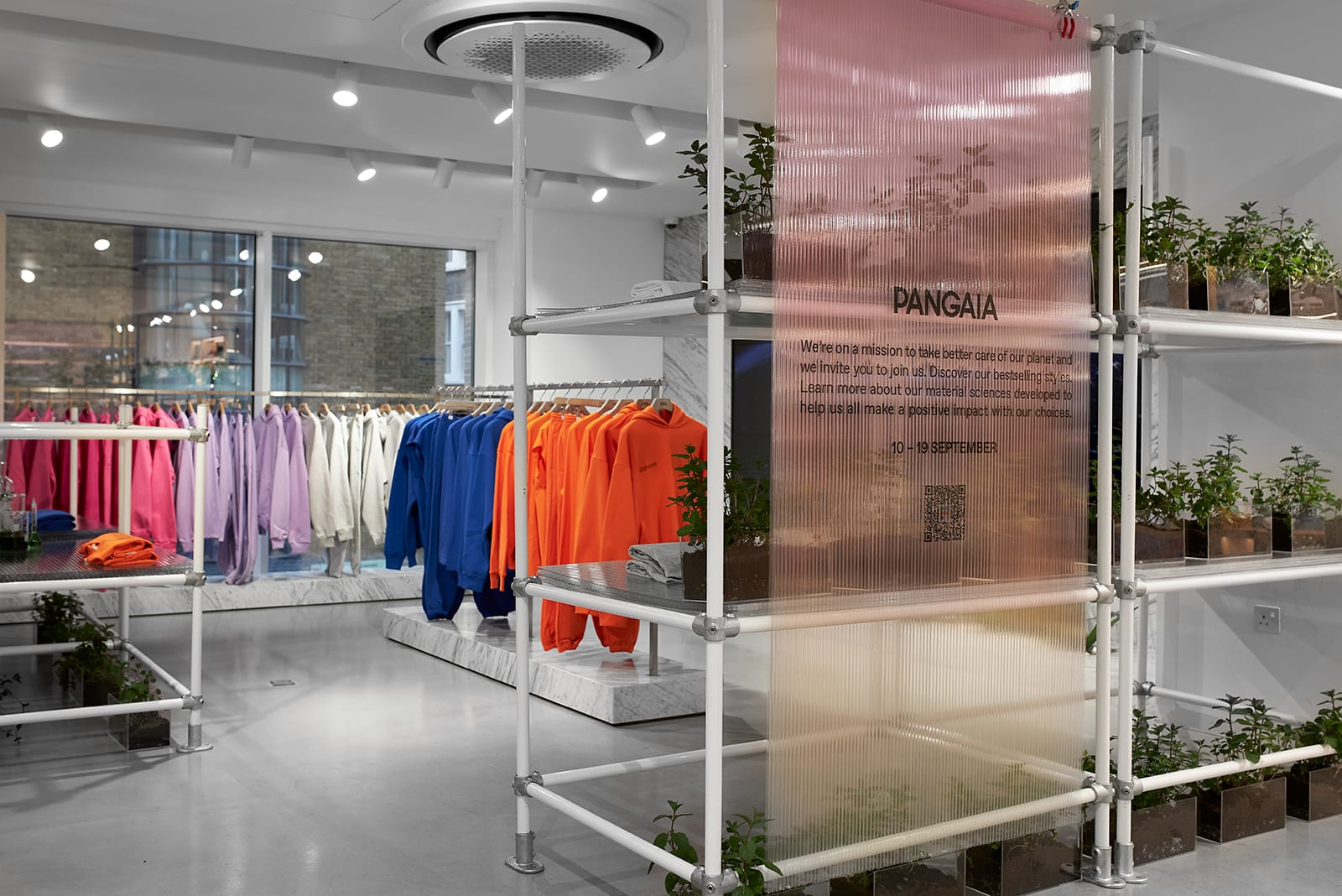 PANGAIA Lands At Our London Flagship Store