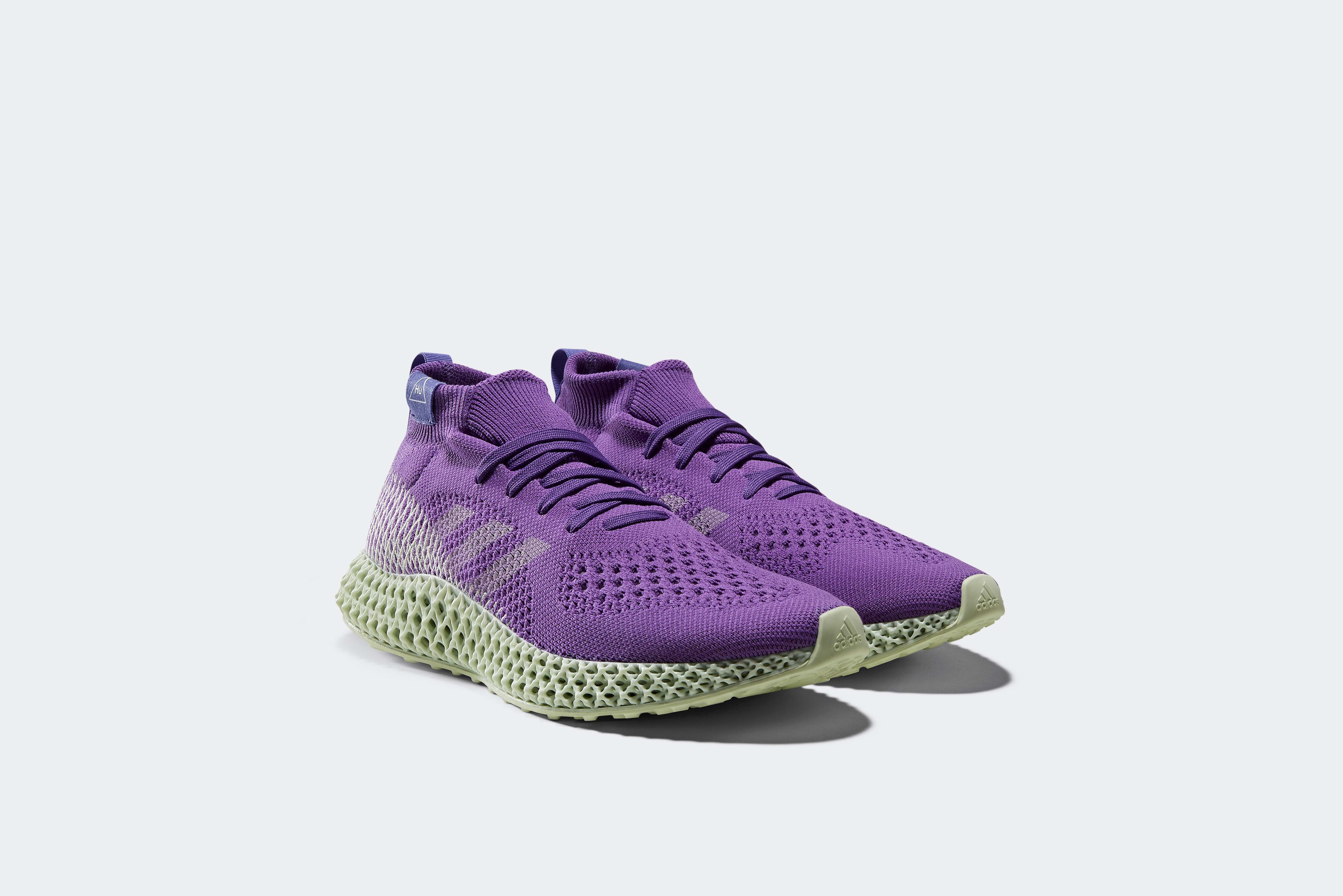 adidas x Pharrell Williams 4D Runner - FV6335