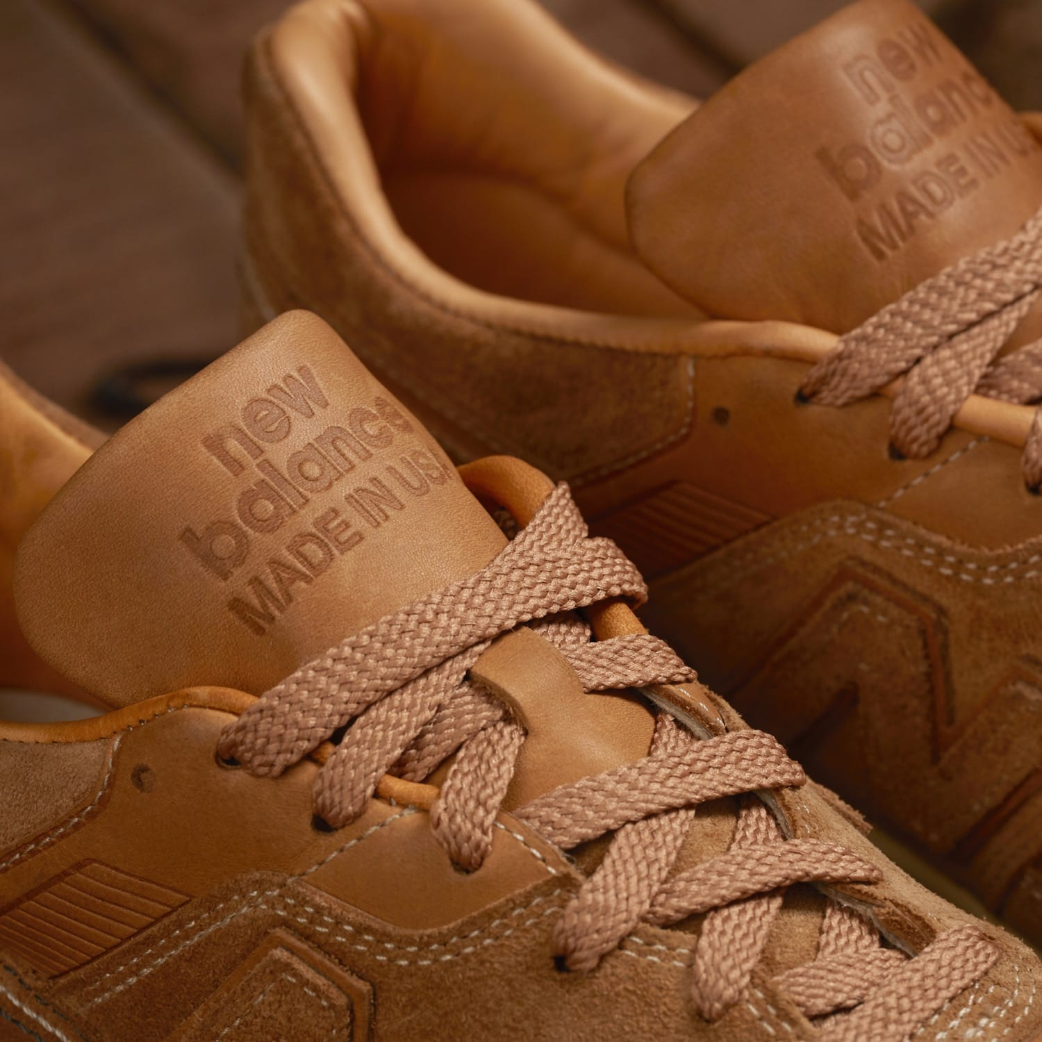 END. Features | New Balance x Red Wing M997RW 'Made in USA