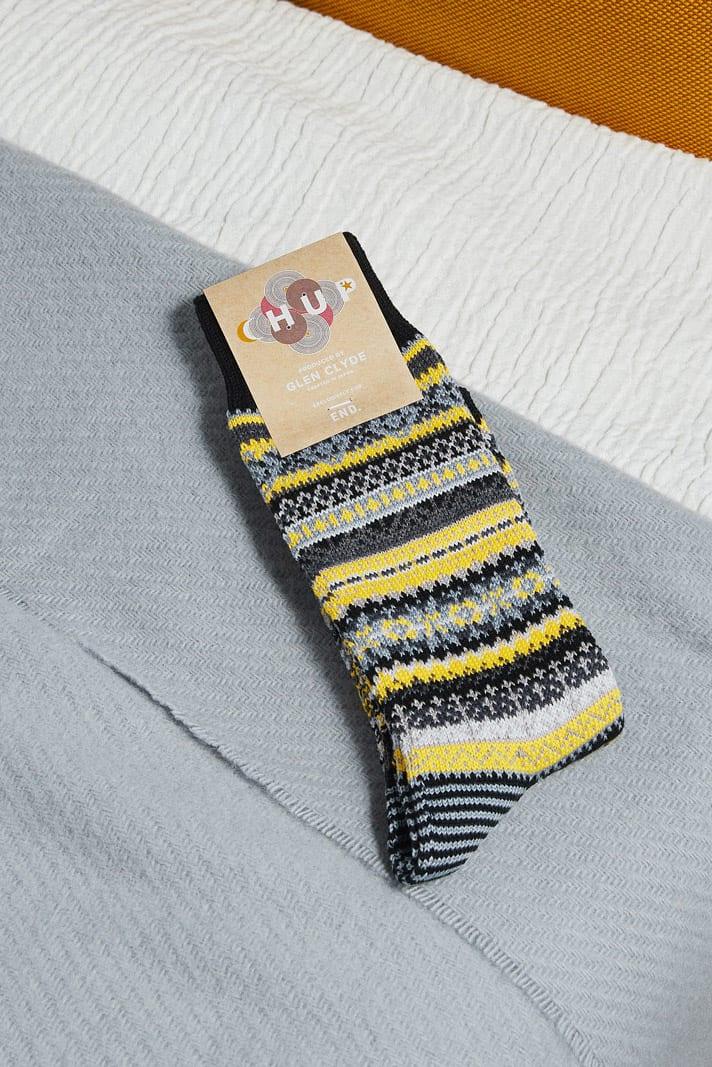 END. x CHUP Hostlov Socks - ENDCHP-C3