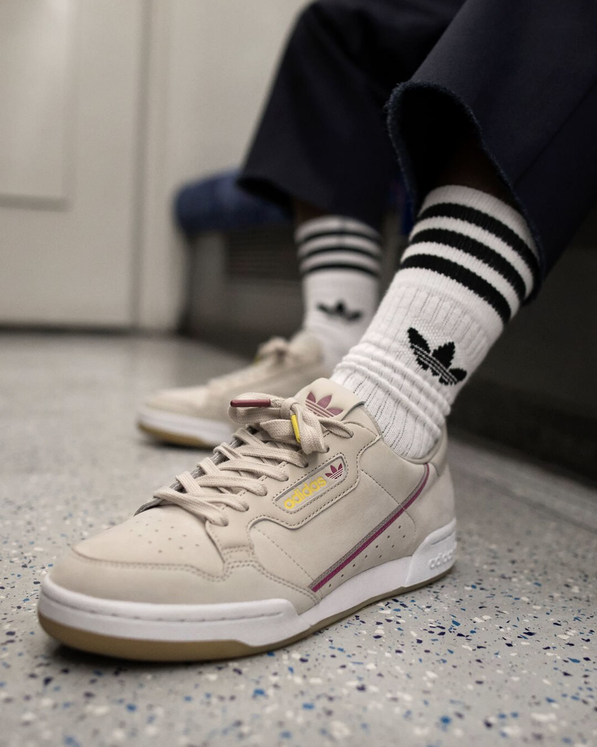 END. Features | adidas Originals x TFL Continental 80s