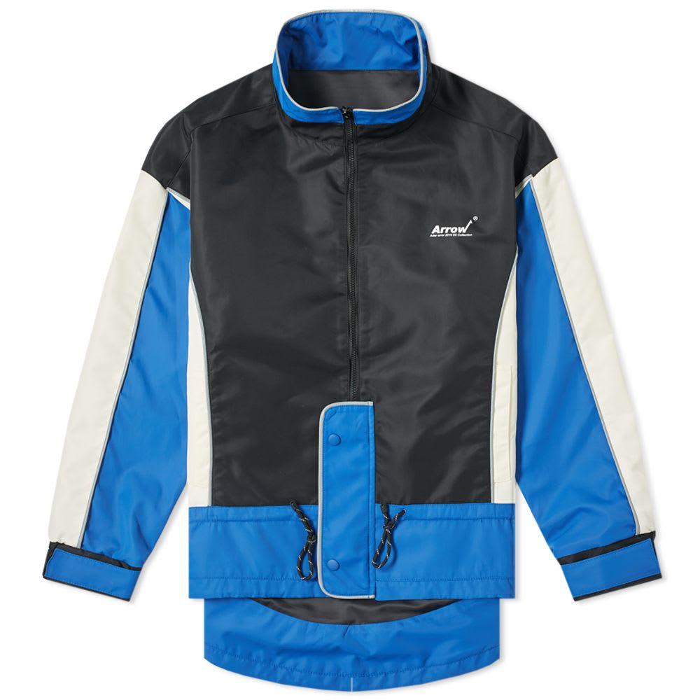 ADER error Colour Block Sportswear Jacket