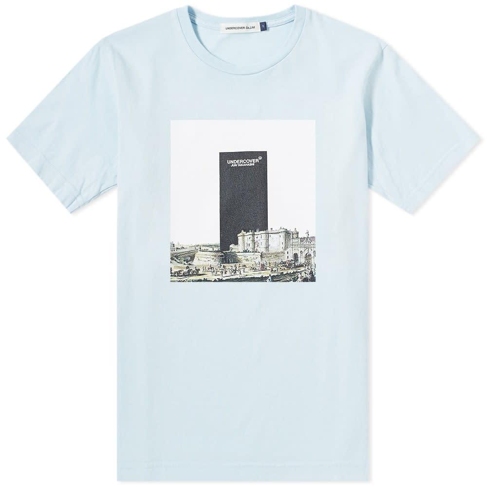 Undercover City Scene Print Tee
