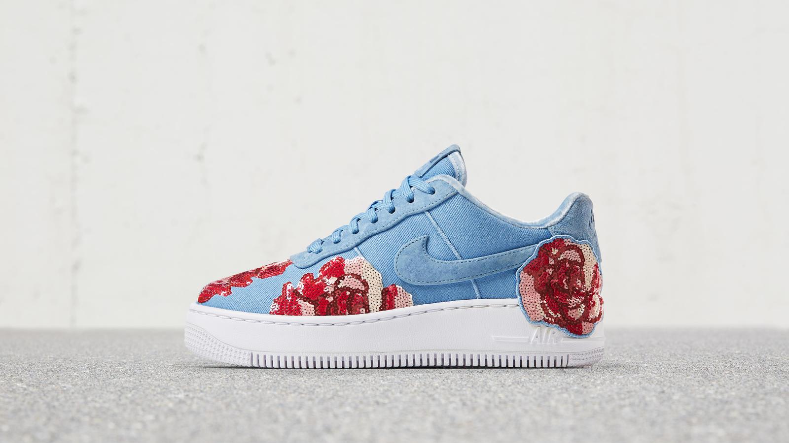 Nike W Air Force 1 Upstep Lux