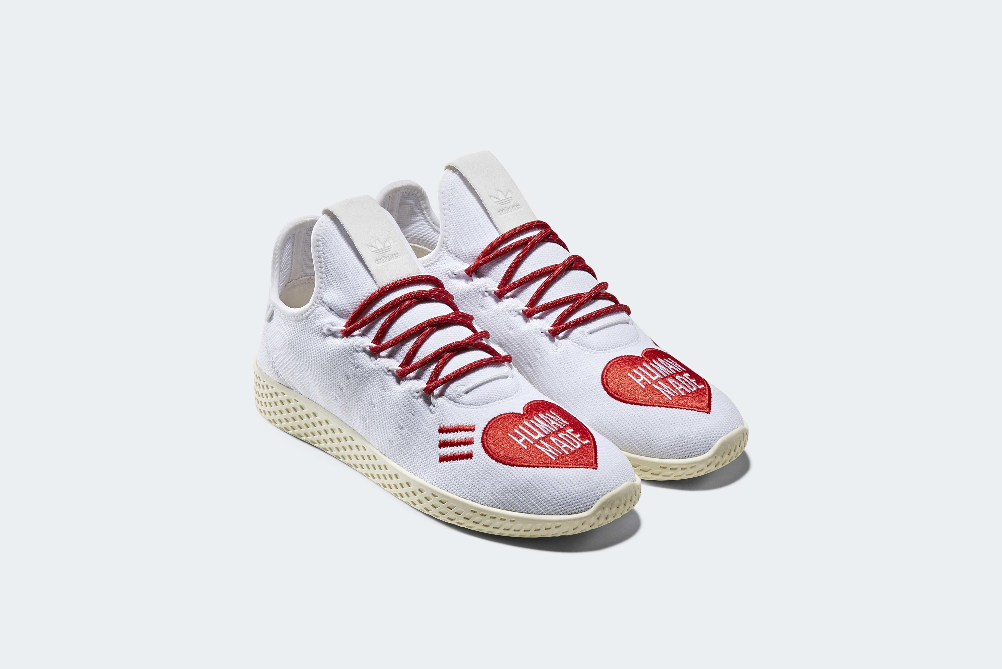 adidas Consortium x Human Made x Pharrell Williams NMD Hu