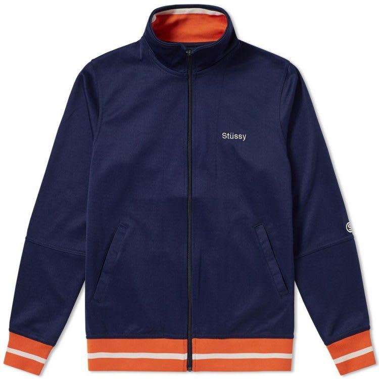 Poly Track Jacket