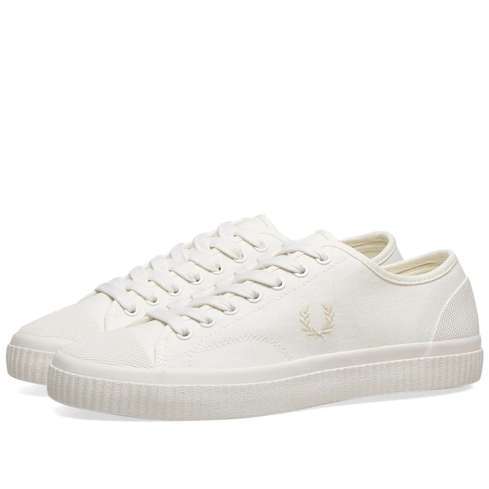 Fred Perry x Margaret Howell Hughes Canvas Sneaker