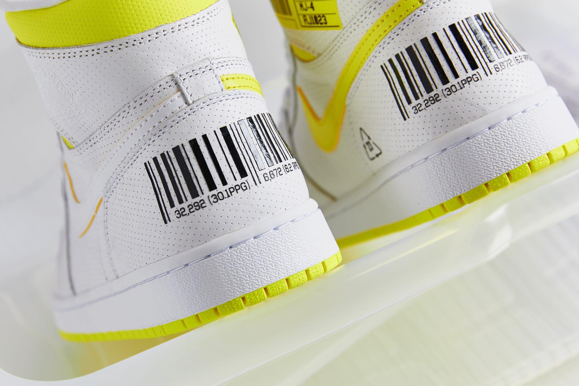 Nike Air Jordan 1 High OG 'First Class Flight' - 555088-170