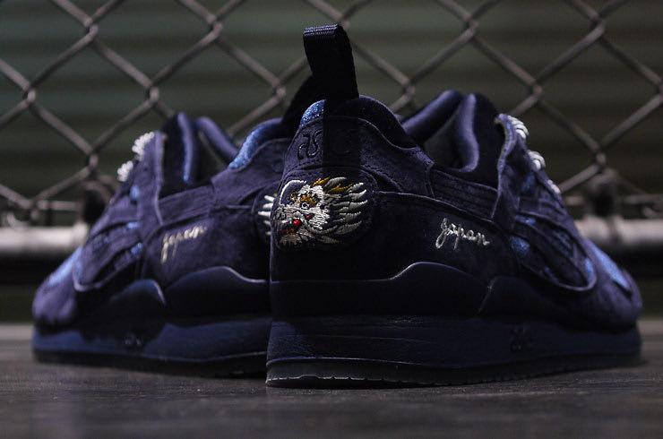 END. Features | ASICS x mita sneakers x Beams GEL Lyte III