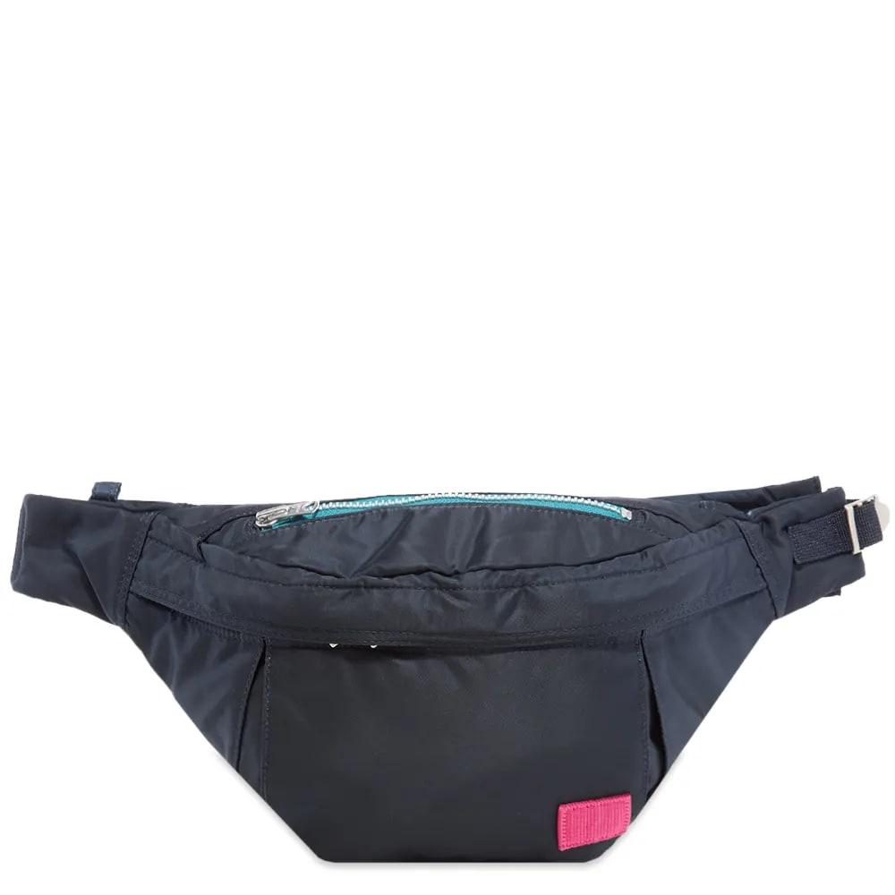 Sacai x Porter Nylon Waist Bag