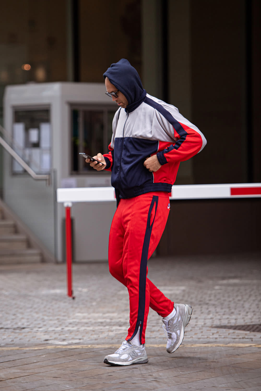 London Fashion Week Men's Street Style SS20