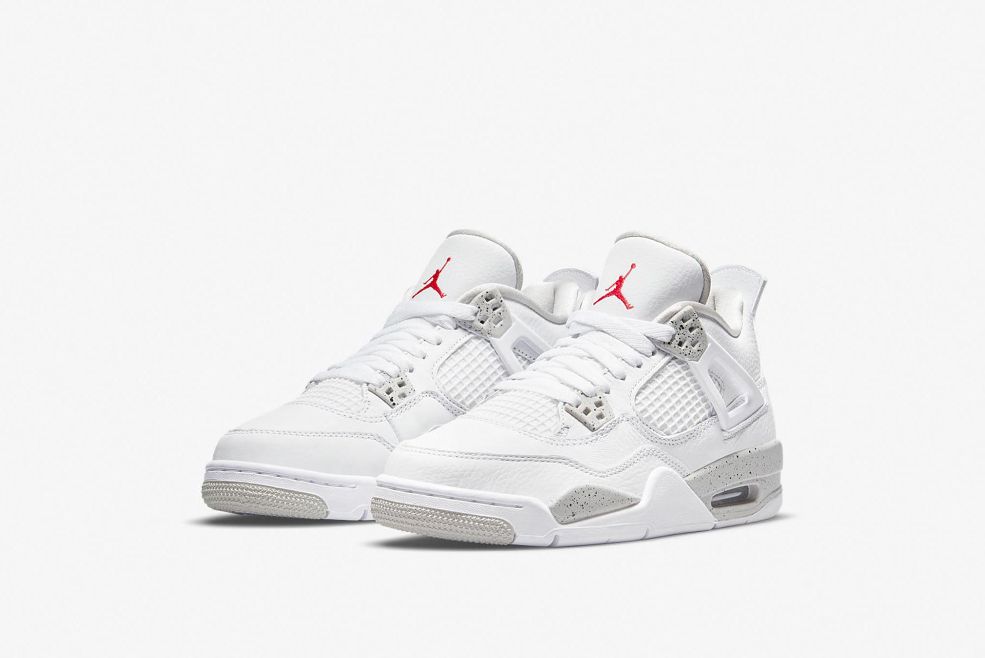 Air Jordan 4 Retro BG - DJ4699-100