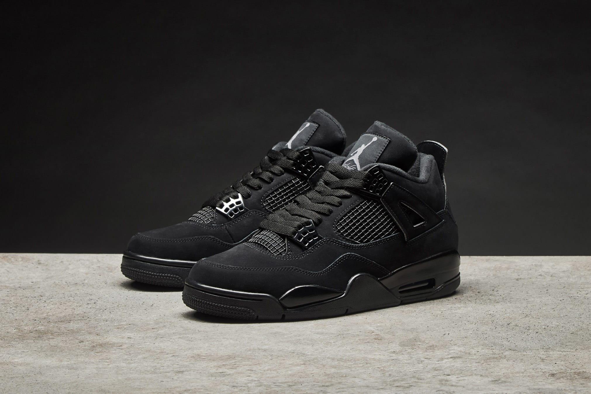 Air Jordan 4 'Black Cat' - Register