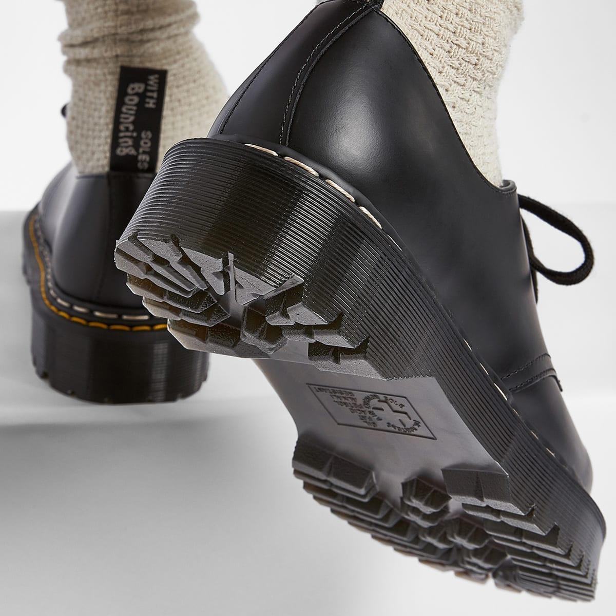 Rick Owens x Dr. Martens Derby Shoes - DM21-S6805-6001-BK