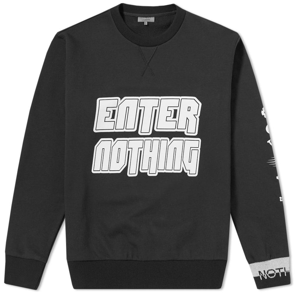 Enter Nothing Sweat