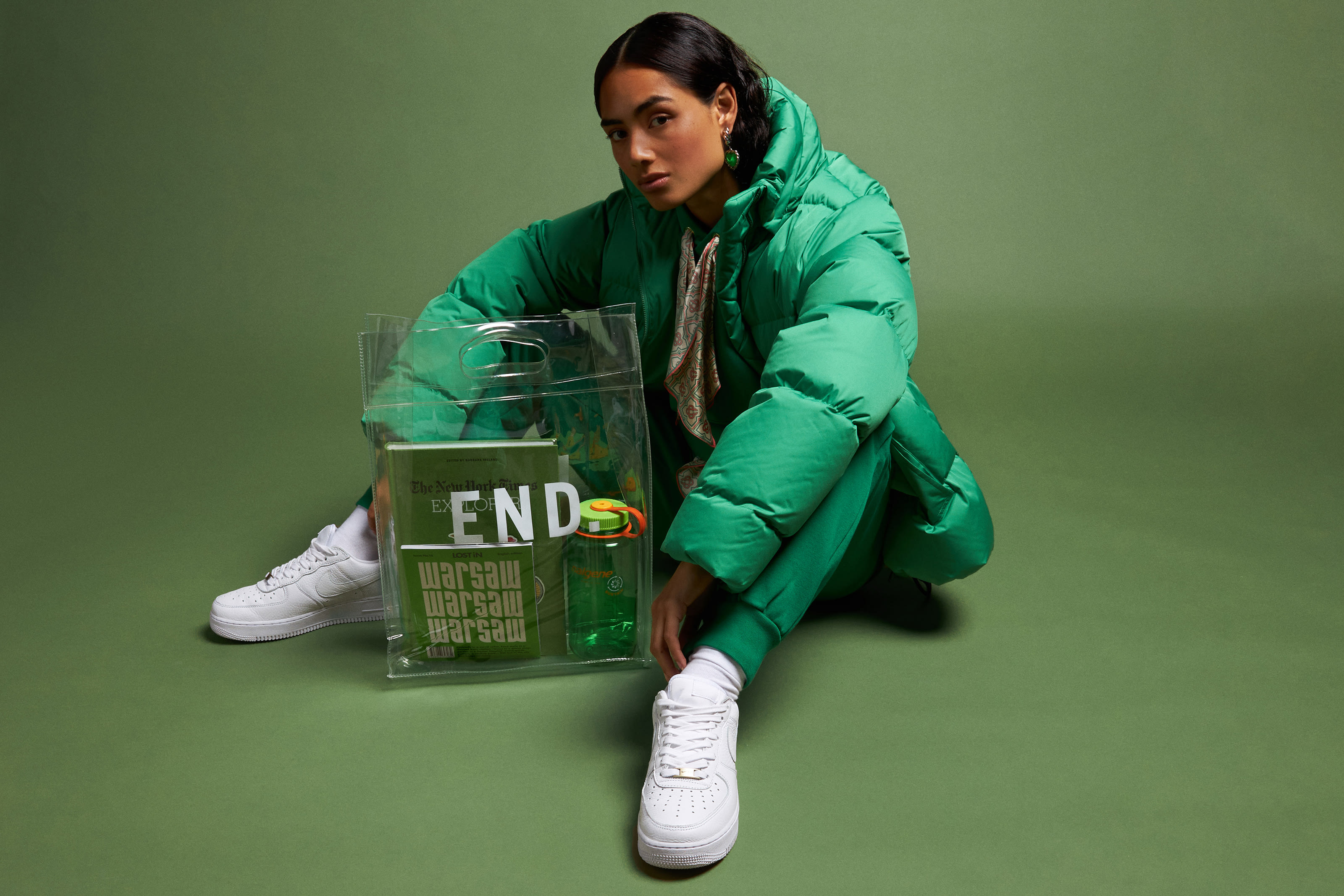 END. Everyday Bag Look Book AW21