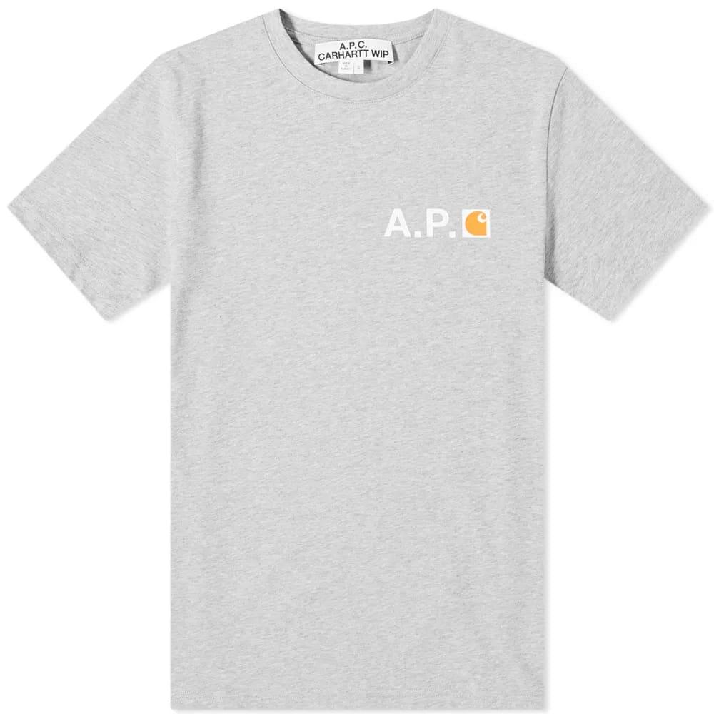 A.P.C. x Carhartt WIP Fire Logo Tee